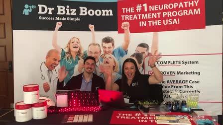 Dr. Biz Boom - Event Promo