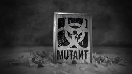 Mutant Logo Reveal