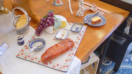 Out of The Blue Polish Pottery & Gifts at Carmel City Center