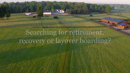 Silver Drache Farm: Retirement and Recovery Boarding