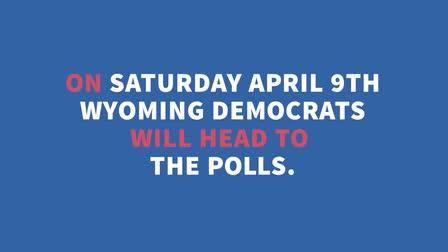 Caucus for Bernie Sanders in Wyoming