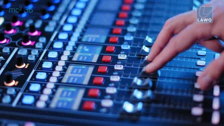 Meet the new Lawo mc²36 All in One Audio Console