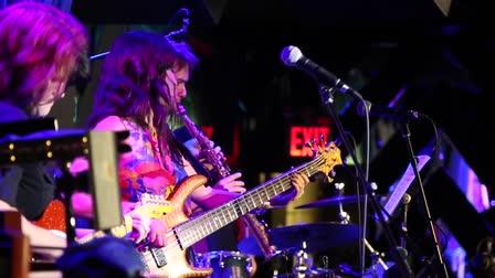Amanda Ruzza LIVE @ The Blue Note, NYC