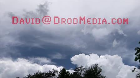 Florida Clouds by DrodMedia