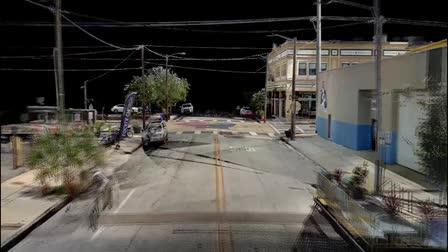 Swiftscans - Downtown City Block 3D Laser Scan for VFX