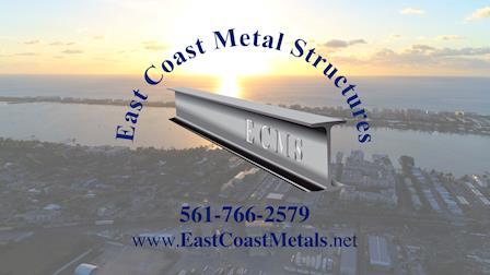 East Coast Metal Structures Promo (West Palm)