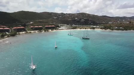 A glimpse of the US Virgin Islands
