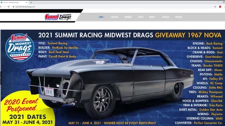 Summit Racing Midwest Drags