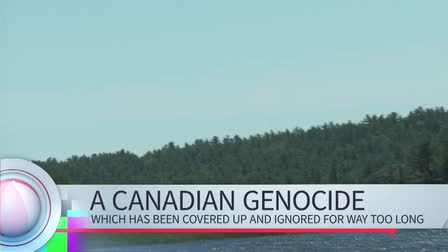 """Promo for Documentary """"Buried Secrets of Canadian Indian Residential Schools"""""""