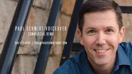 Commercial Voice Over - Conversational Examples - Demo - Paul Schmidt