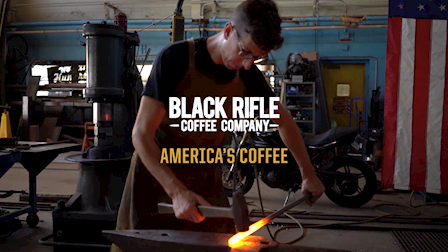 Black Rifle Coffee Company National Commercial