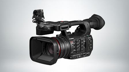 Canon USA Announces XF605 4K UHD Professional Camcorder