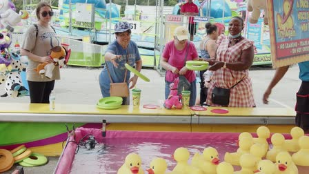 Family Fun at the Indiana State Fair