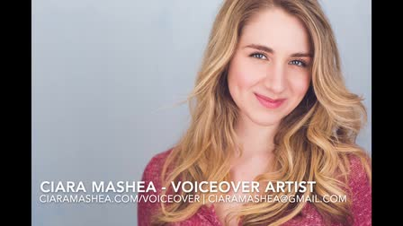 Commercial Voiceover