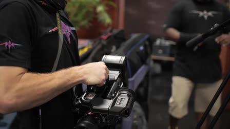 Charlotte Camera Crew