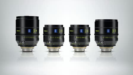 Four New Focal Lengths Added to the ZEISS Supreme Prime Radiance Family