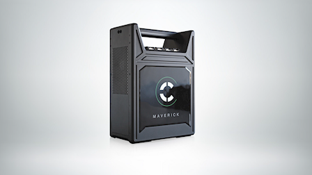 Core SWX Introduces the Maverick Battery Block at Cine Gear LA 2021