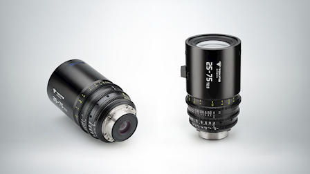 Tokina Introduces the 25-75mm T2.9 Cinema Zoom Lens