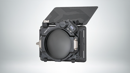Introducing the Title Mirage Motorized VND Matte Box at Cine Gear 2021