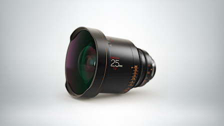 Atlas Lens Co. Introduces the 25mm Orion Series Anamorphic Prime at Cine Gear 2021