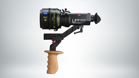 Lindsey Optics Shows Off The Large Format Directors Viewfinder Set at Cine Gear 2021