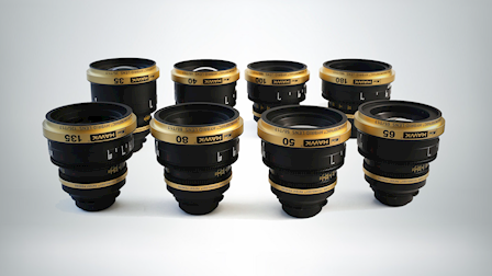 Hawk Anamorphic talks about their lines of Anamorphic and Spherical Lenses at Cine Gear 2021