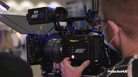 F22 Studios Shows Off Cinema Rental Packages at Cine Gear 2021