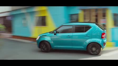 Suzuki Ignis TVC