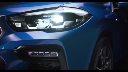 BMW X6 Commercial