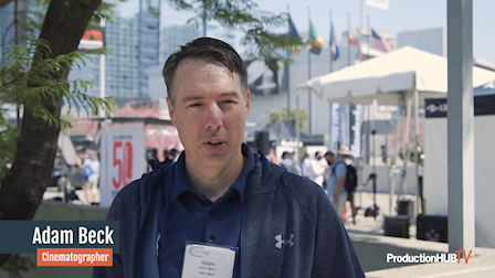 Cinematographer Adam Beck talks with us about exciting products seen at the 2021 Cine Gear Show