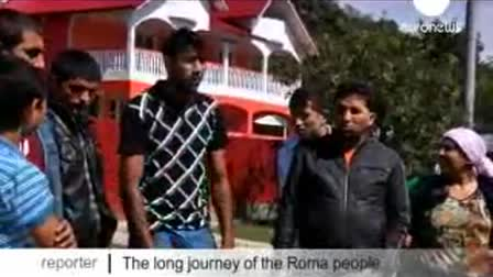 Euronews - The Long Journey of the Roma People