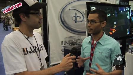 Headstache Covers Comic Con 2010