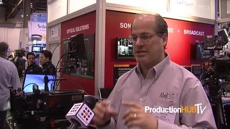 2011 NAB SHOW AbelCine interview with Mitch Gross