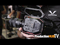 Panasonic Previews 5.7K Super 35mm AU-EVA1 Cinema Camera at Cine Gear Expo 2017