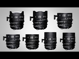 Sigma Covers Super 35 & Full Frame with 10 Lens Cine Lineup at NAB 2018