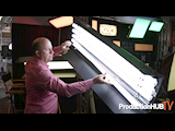 David Wells Talks About the KinoFlo FreeStyle LED Tubes at NAB 2019