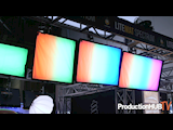David Wells Showcases the LiteGear LiteMat Spectrum LED Fixtures at NAB 2019