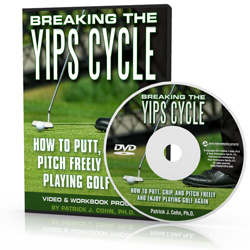 Overcome The Golf Yips