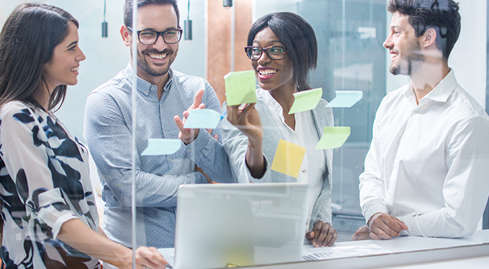 No se rinda: haga realidad sus ideas y láncese a ser pionero con una buena estrategia de innovación empresarial