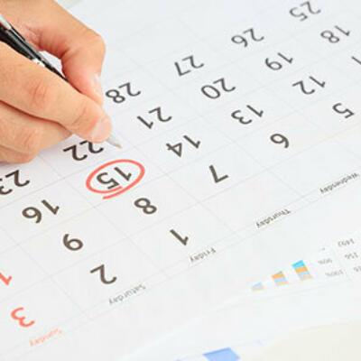 Fechas Del Calendario Tributario 2020