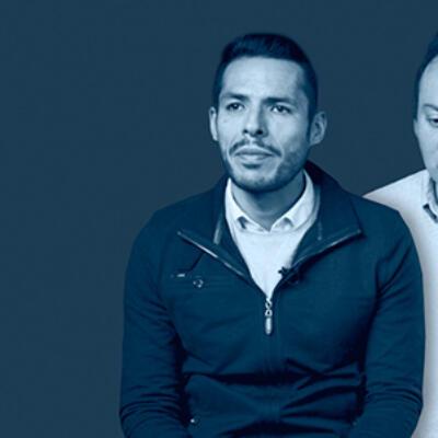 Juan Moncada Y Camilo Ortiz Creadores De Investigacion Y Ambiente