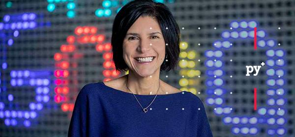 Adriana Noreña vicepresidenta de Google en hispanoramérica