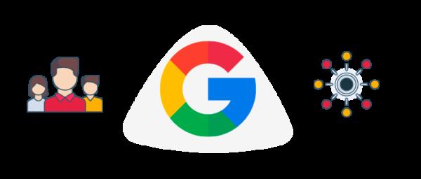 Ilustración de cursos gratuitos de Google