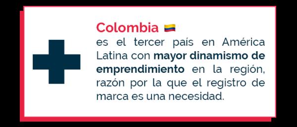 Colombia es el tercer país en América Latina con mayor dinamismo de emprendimiento