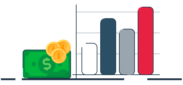 Gráfico estado reactivación económica