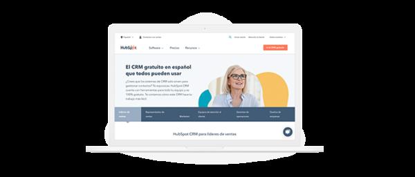 Herramienta CRM Hubspot para optimizar ventas