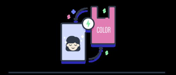 Colores para mujeres