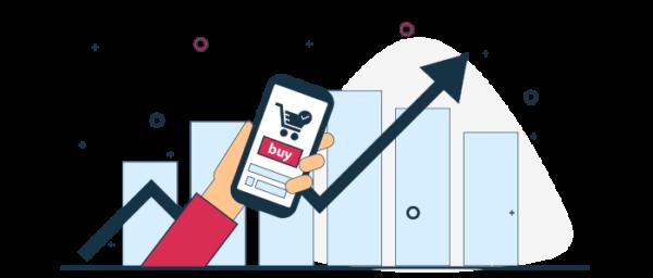 Estadísticas del comercio electrónico en Colombia