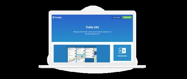 Herramienta Trello para gestión de proyectos