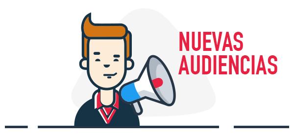 Ilustración sobre nuevas audiencias